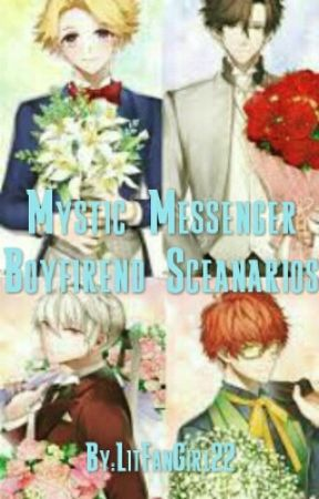 Mystic Messenger Boyfriend Scenarios - When he CHEATS!?!😰 - Wattpad