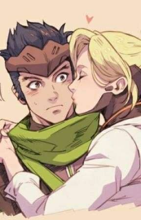 Mercy X Genji (Overwatch High) - Her Friends And My Brother
