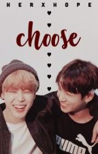 choose. + jimin & jungkook  by herxhope