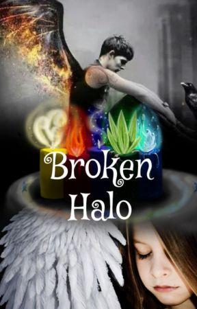Broken Halo (My Fallen Angels Sequel) by Glitterbaby2016