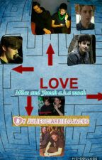 jonah and miles love story a.k.a moah by JulieSciarrillojacks