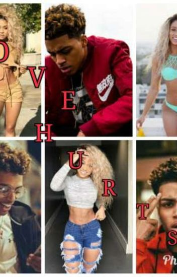 Love Hurts (Jilly Anais & Lucas Coly Love Story)
