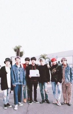 [IMAGINE] [BTS] BTS x You 💕