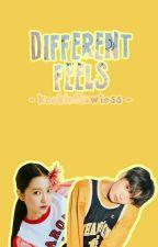 Different Feels [Jungri] by kookieflawless