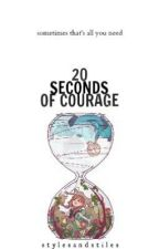 20 Seconds Of Courage || n.h. by stylesandstiles