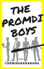 The Promdi Boys  by carminanananana