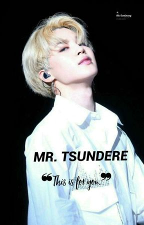Mr.Tsundere |park jimin|  by VINTAEGIE