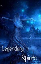 Legendary Spirits---- Elemental stones by Nightfall323
