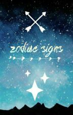 ☆ zodiac signs ☆ by KonradkaSeksowna
