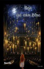 Eine etwas andere Harry Potter Geschichte by MarieVla