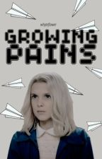 ❛ GROWING PAINS ❜ BILL DENBROUGH by whyteflower