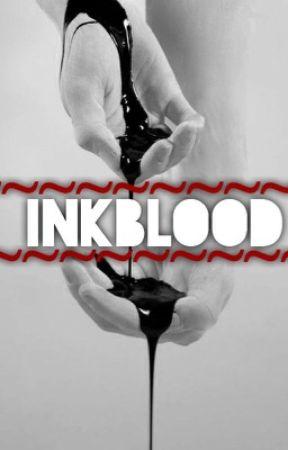 Inkblood Poetry by HiddenRanger202