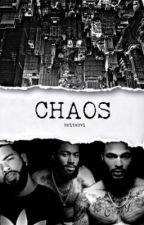 Chaos by britxcvi