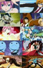 Horoscope et jeu d'anime/manga by AgatheHauzon
