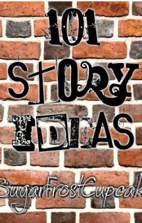 101 Story Ideas - Romance - Wattpad