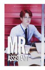 Mr. Assistant  ㅡ;  Yoonmin  by kvsaki