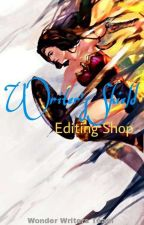 Writers' Shield | Editing Shop (Closed for now ) by WonderWritersTeam