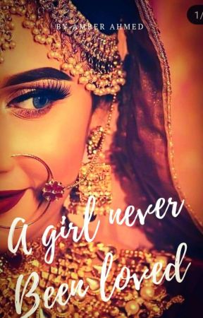 The girl never been loved by ambooahmed