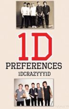 One Direction Preferences by 1dcrazyyy1d