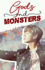 Gods and Monsters --} Jjk x Pjm by AnniiS2