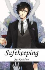 Safekeeping (Jumin x Reader) by Katjaface