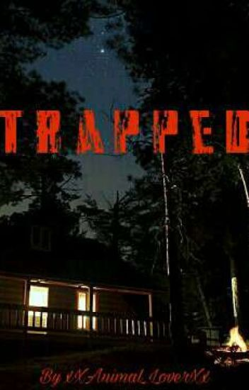 Trapped #wattys2016