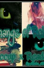 """""""Change of Roles""""  Hiccup x Reader by urCutelilGayFriend"""
