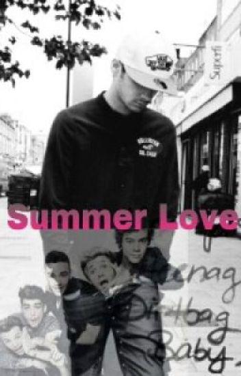 Summer Love ( zayn y tu ) Acabada♡