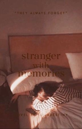 Stranger With Memories │ Poems by yourdest1ny