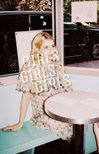 Girls ♡ Status Book by -thediamonds