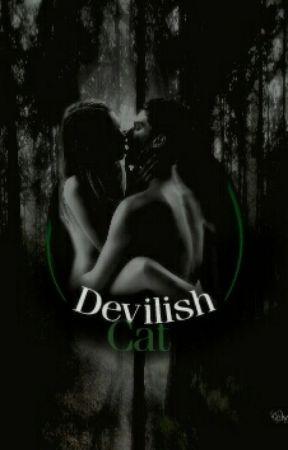 Devilish Cat by Darkstar5