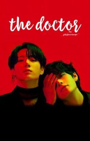 The Doctor •• J.J.K + K.T.H by JELLYBEANSUGA