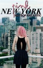 Pink New York by notsofantastic