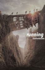 the maze runner gif series; 'running' [editing] by starlordesses