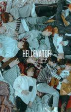 Hellevator [Stray Kids|COMPLETE]  by Simplelilkpopfan21