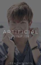 Artificial ∞ Kim Namjoon  by JiminMochisJams