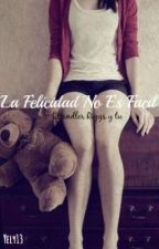 La Felicidad No Es Facíl (Chandler Riggs y _____) by yely13