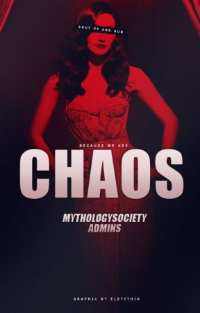 ❛ chaos ❜ by MYTHOLOGYSOCIETY