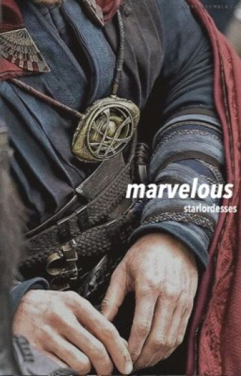 marvel gif series; 'marvelous'