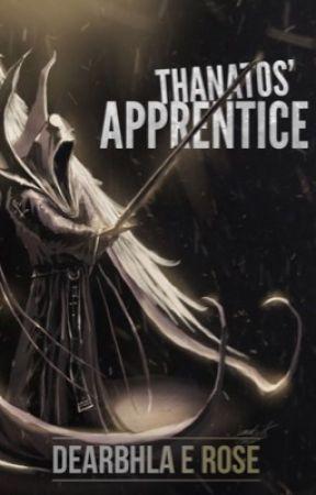 Thanatos Apprentice A Pjo Fanfiction I The Opposite