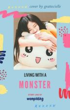 living with a monster | kmg×zjq by gyuniverz