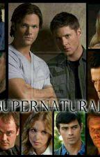 Supernatural Cast Photos Yearbook! by SPNLover19