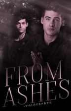 From Ashes ➼ Alec Lightwood  by -voidraeken