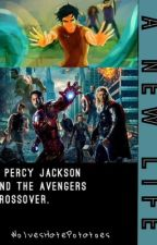 Percy Jackson, A New Life (Percy Jackson and The Avengers) by WolvesHatePotatoes