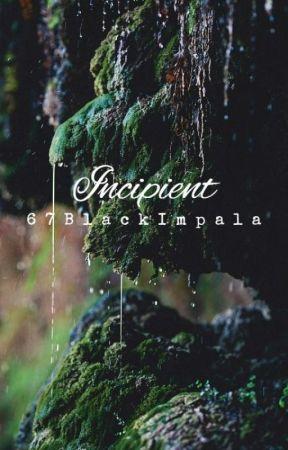 Incipient || Jasper Hale [1] by 67BlackImpala