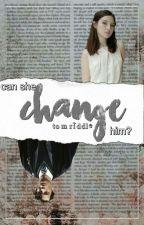 Change → Tom Riddle by nerdzee