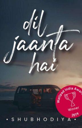 Dil Jaanta Hai by chaashnee