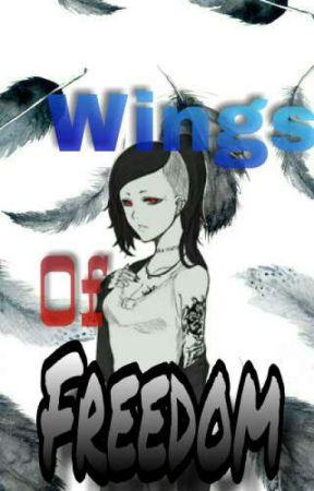 Wings Of Freedom (Tokio Ghoul/Shingeki No Kyojin) by NearMogeko