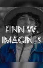Finn Wolfhard imagines by airkamies