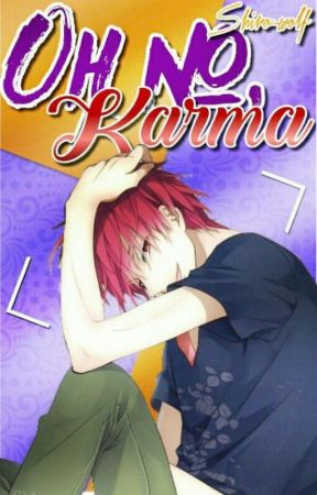 ¡Oh No, Karma! (Karmagisa) by shiro-wolf